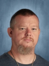 Mr. Tommy Rudolph- 7th-9th Boy's PE/ Athletic Director